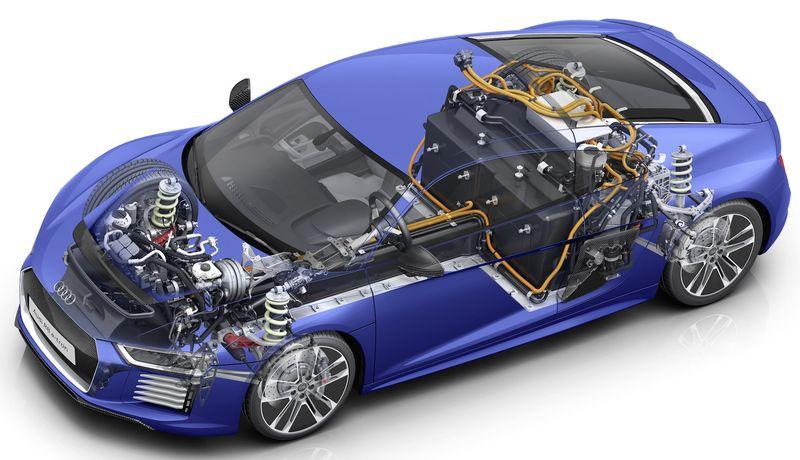 Audi R8 e-tron 1